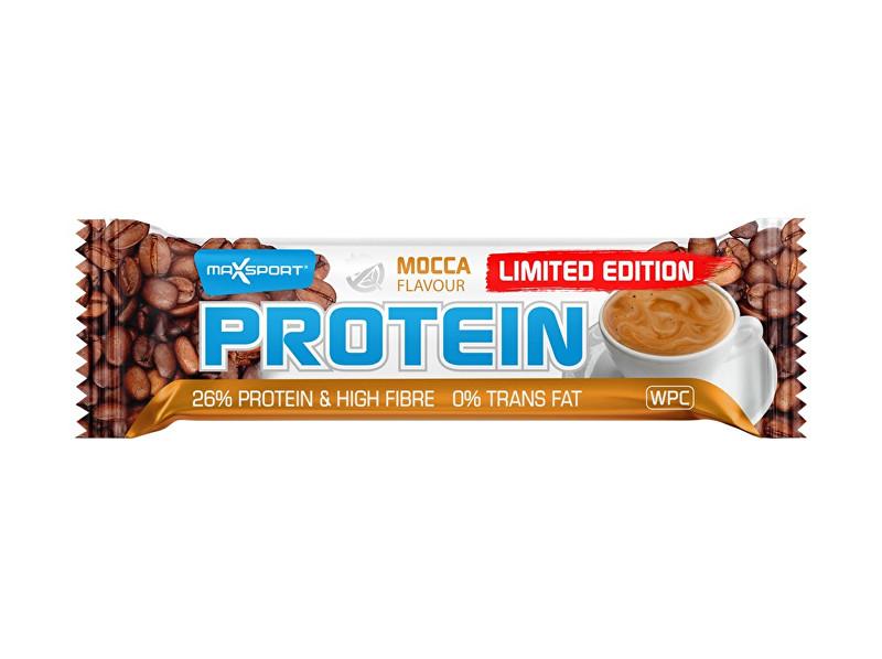 Zobrazit detail výrobku Max sport Tyčinka proteinová Mocca 60g