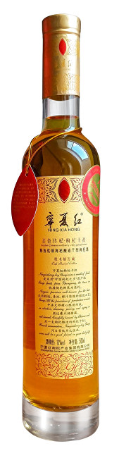 Víno z Goji Ningxia Hong 500 ml