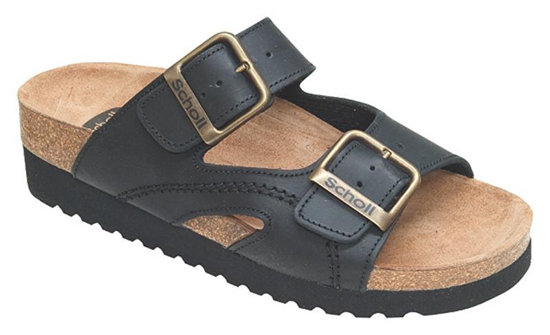 Zobrazit detail výrobku Scholl Zdravotní obuv MOLDAVA WEDGE AD - černá vel. 36
