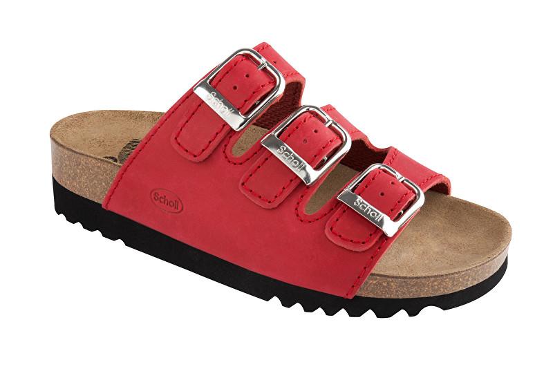 Zobrazit detail výrobku Scholl Zdravotní obuv RIO WEDGE AD - červená 40