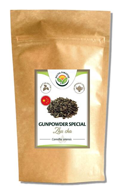 Zobrazit detail výrobku Salvia Paradise Zelený čaj Gunpowder - Zhu Cha 1000 g