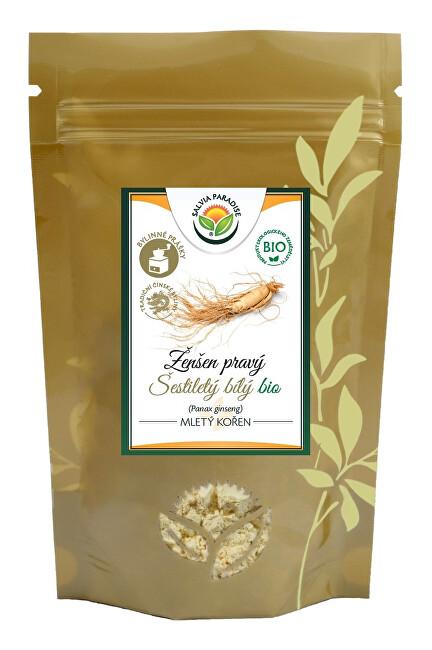 Zobrazit detail výrobku Salvia Paradise Ženšen pravý 6letý kořen prášek BIO 75g