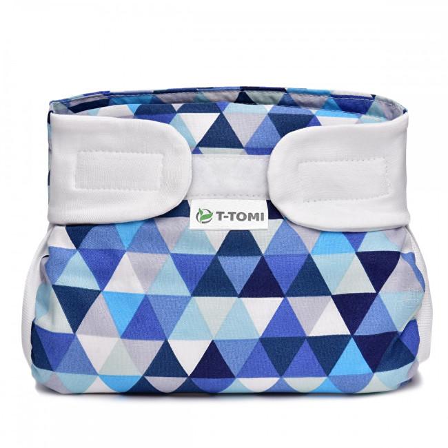 Zobrazit detail výrobku T-tomi Abdukční kalhotky (3 - 6 kg) Modré trojúhelníky