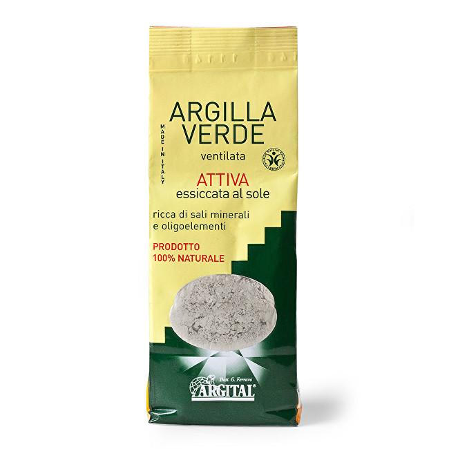 Zobrazit detail výrobku Argital aktivní zelený jíl vysušený sluncem Ventilated 500 g