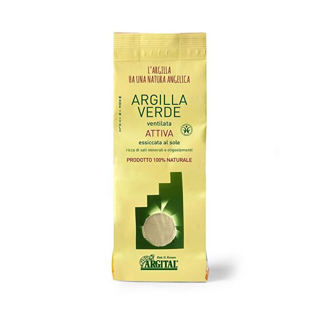"""Zobrazit detail výrobku Argital Aktivní zelený jíl vysušený sluncem """"Ventilated"""" 500 g"""