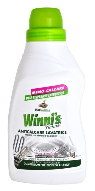 Zobrazit detail výrobku Winni´s Anticalcare Lavatrice prostředek proti usazování vodního kamene v pračce 750 ml