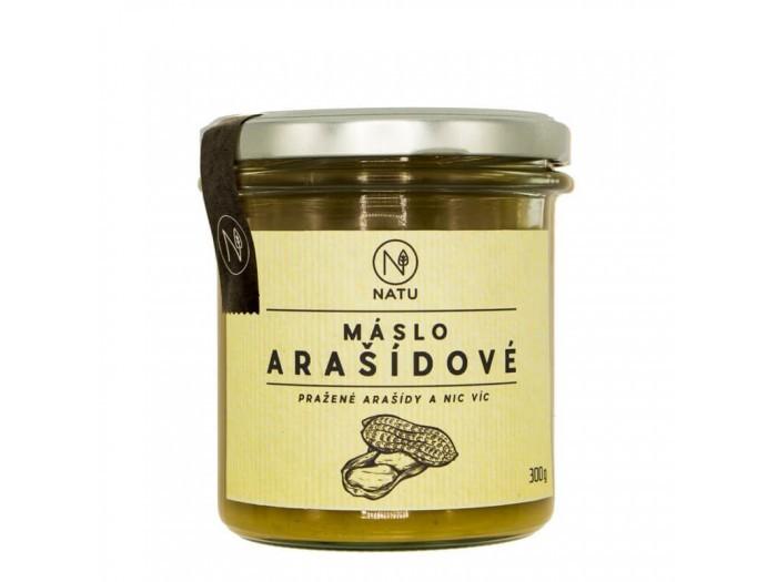 Zobrazit detail výrobku Natu Arašídové máslo pražené 300 g