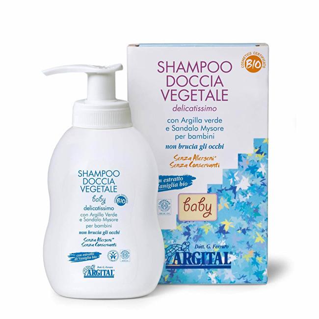 Baby hypoalergenní sprchový šampon 250 ml