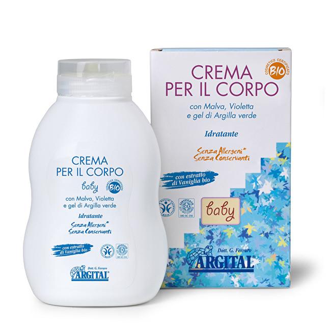 Zobrazit detail výrobku Argital Baby hypoalergenní tělové mléko 250 ml