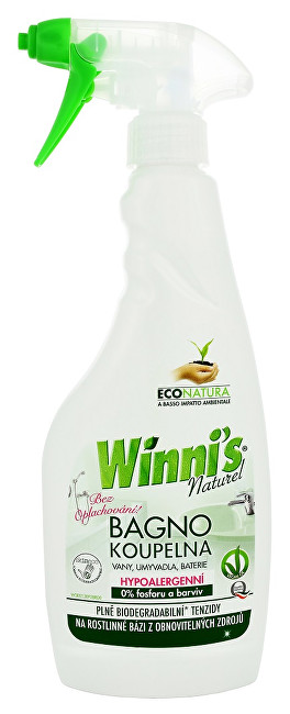 Winni´s Bagno čistiaci prostriedok na kúpelne 500 ml