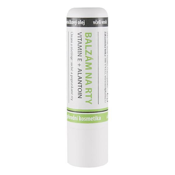 Zobrazit detail výrobku MedPharma Balzám na rty s vitamínem E a alantoinem 5 ml