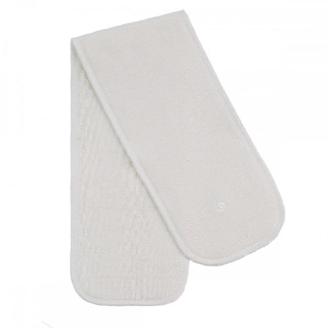 T-tomi Bambusová vkládací plena 12 x 60 cm White / bílá