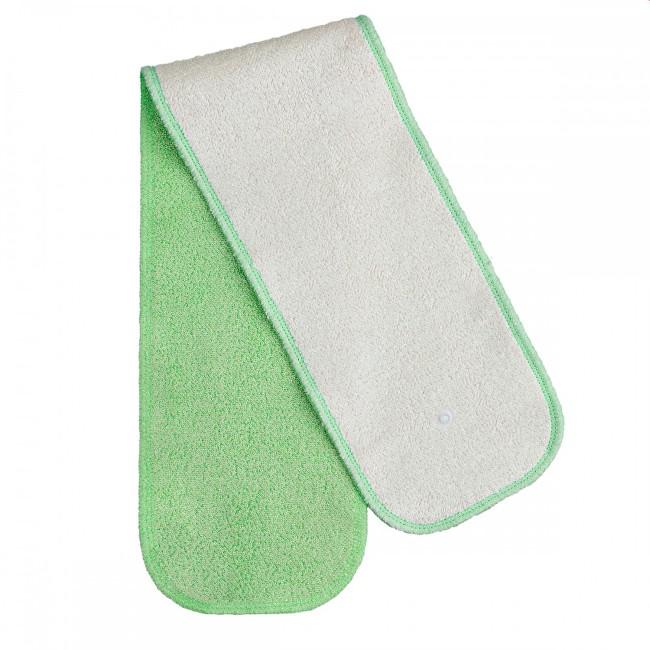 T-tomi Bambusová vkládací plena 12 x 60 cm Green / zelená