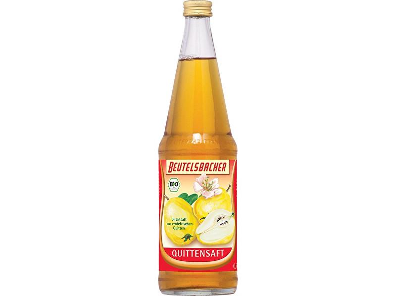 Beutelsbacher Bio kdoulová šťáva 100% Beutelsbacher 0,7 l