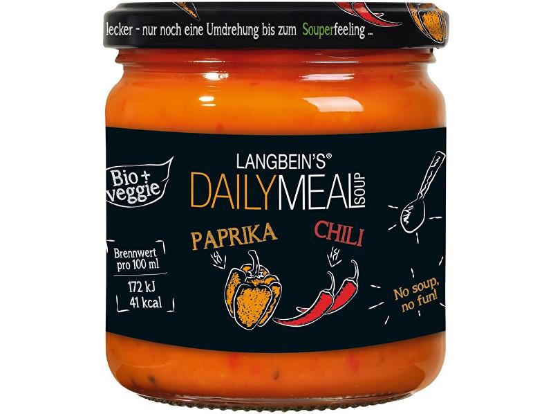Zobrazit detail výrobku Daily Meal Bio polévka zeleninová paprika, chilli 350ml