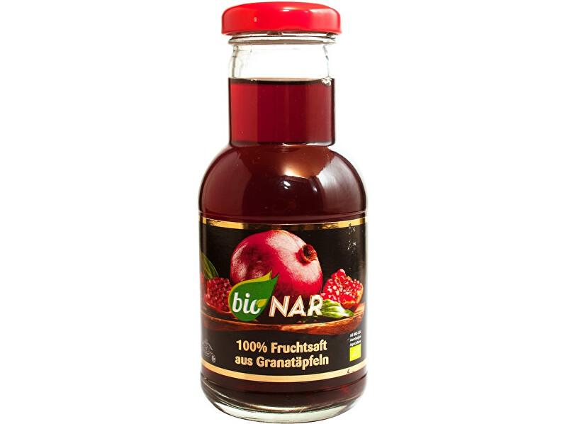 Bio Nar Bio šťáva z granátového jablka 100% 200ml
