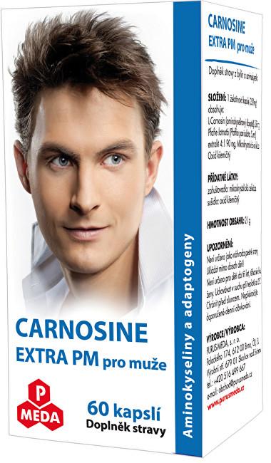 Carnosine Extra PM pro muže 60 kapslí