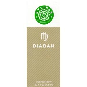 Zobrazit detail výrobku Bylinář Diaban 50 ml