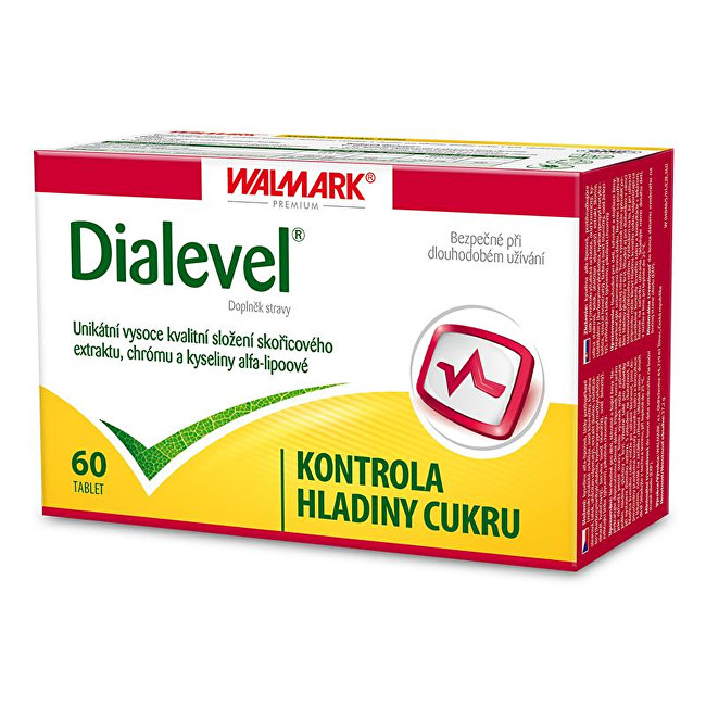 Zobrazit detail výrobku Walmark Dialevel 60 tbl.