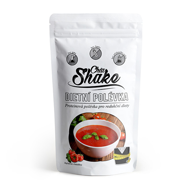 Zobrazit detail výrobku Chia Shake Dietní polévka 300 g Rajská