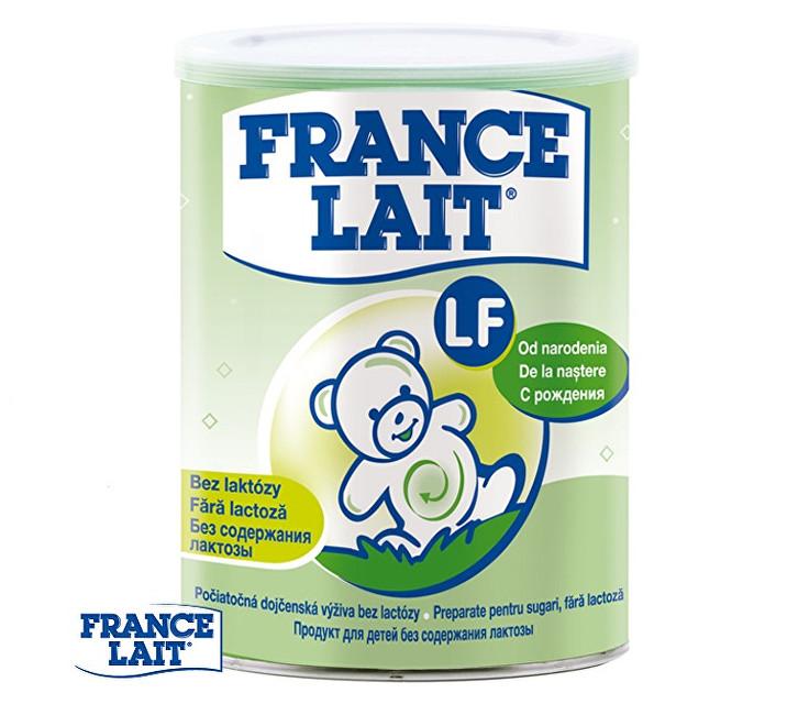 Zobrazit detail výrobku France Lait Dietní potravina bez laktózy 400 g