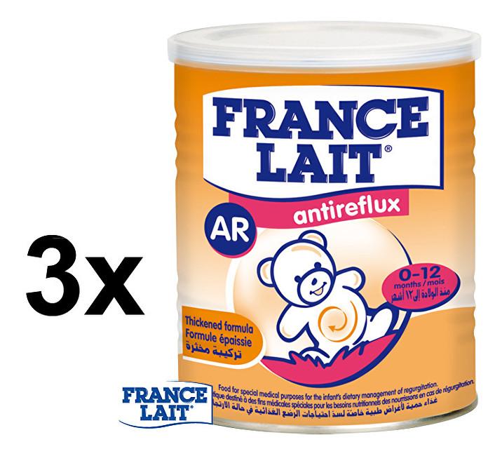 Zobrazit detail výrobku France Lait Dietní potravina při ublinkávání 0 - 12 měsíců 3 x 400 g
