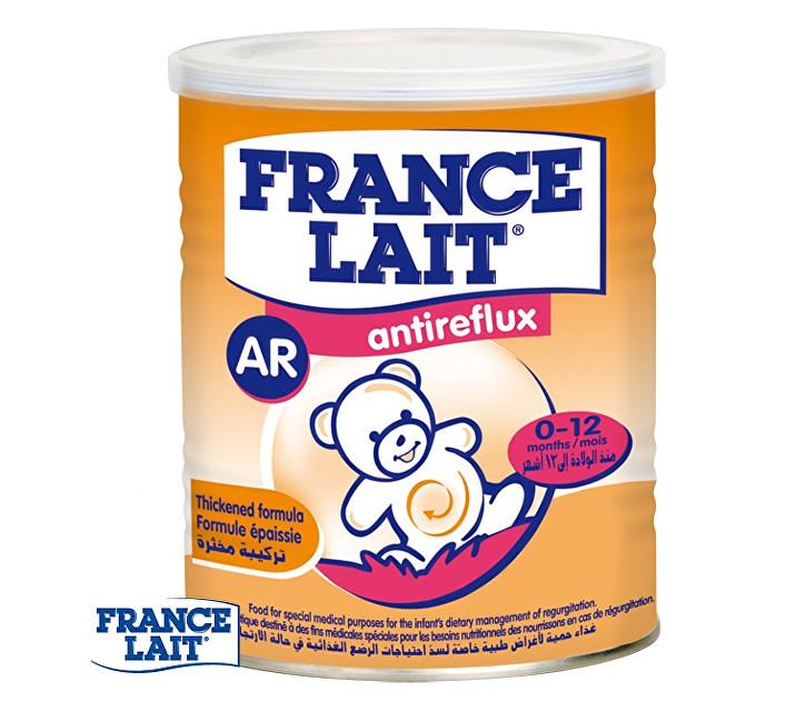 Zobrazit detail výrobku France Lait Dietní potravina při ublinkávání 0 - 12 měsíců 400 g