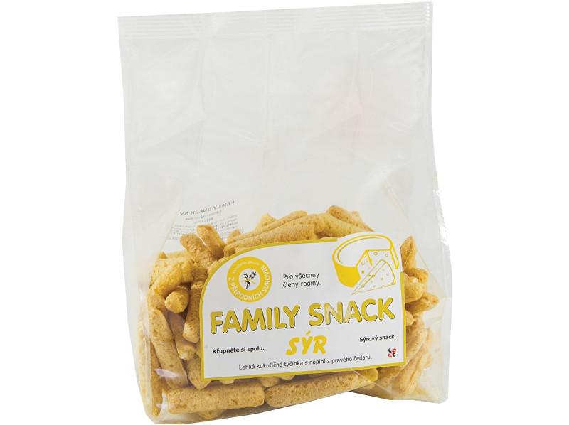 Zobrazit detail výrobku Family snack Family snack Sýr 165g