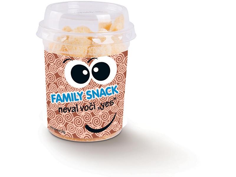Zobrazit detail výrobku Family snack Family snack YES Čoko 20g