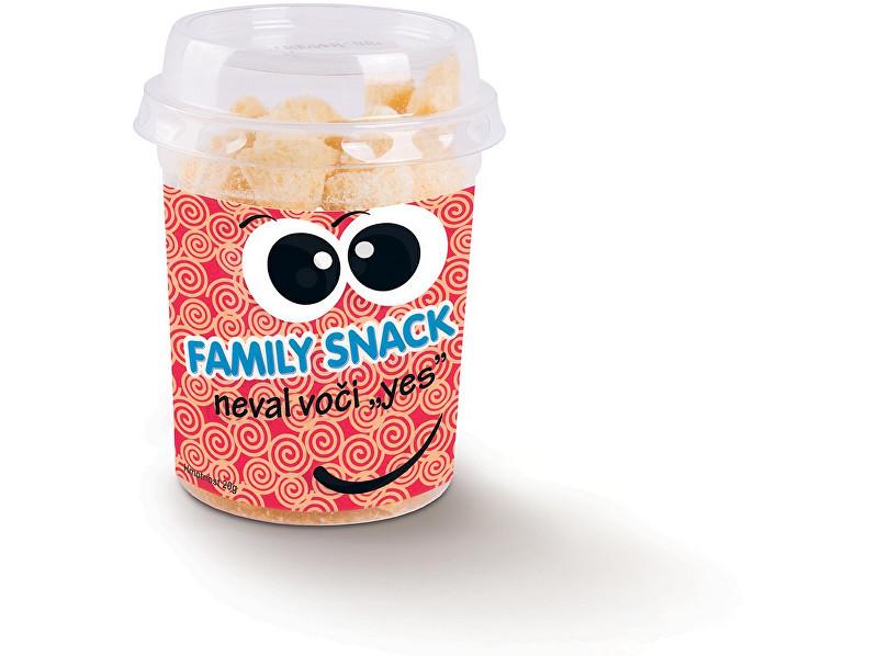 Zobrazit detail výrobku Family snack Family snack YES Ovoce 20g