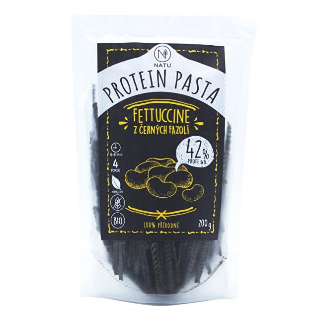 Zobrazit detail výrobku Natu Fettuccine z černých fazolí BIO 200 g