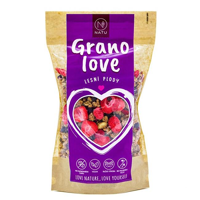 Zobrazit detail výrobku Natu GranoLove Lesní plody 350 g