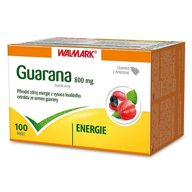 Zobrazit detail výrobku Walmark Guarana 800 mg 100 tbl.