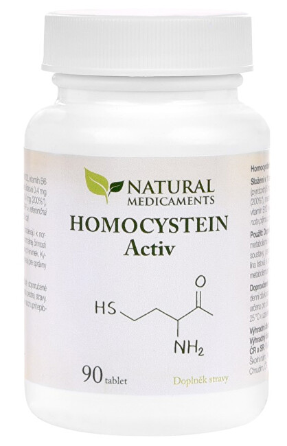 Homocystein Activ 90 tablet