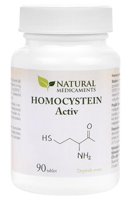 Zobrazit detail výrobku Natural Medicaments Homocystein Activ 90 tablet