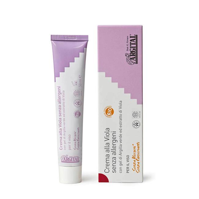Zobrazit detail výrobku Argital Hypoalergenní krém na obličej s violkou 50 ml