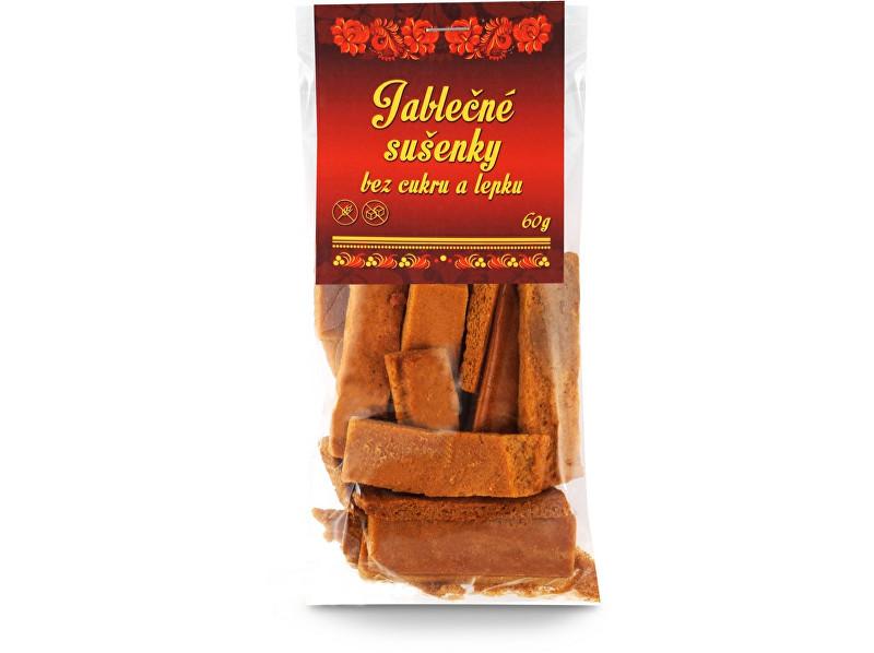 Zobrazit detail výrobku Vologodské sušenky Jablečné sušenky 60g