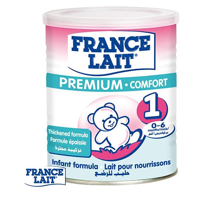 Zobrazit detail výrobku France Lait Kojenecké mléko Premium Comfort 1 400 g