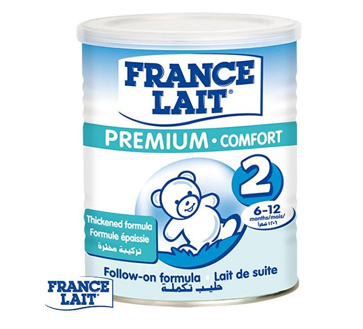 Zobrazit detail výrobku France Lait Kojenecké mléko Premium Comfort 2 400 g