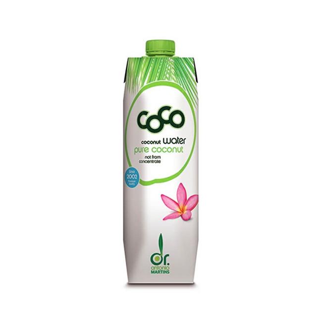 Kokosová voda BIO 1 l