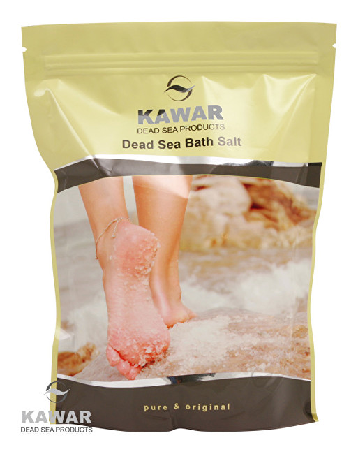 Kawar Koupelová sůl z Mrtvého moře 600 g