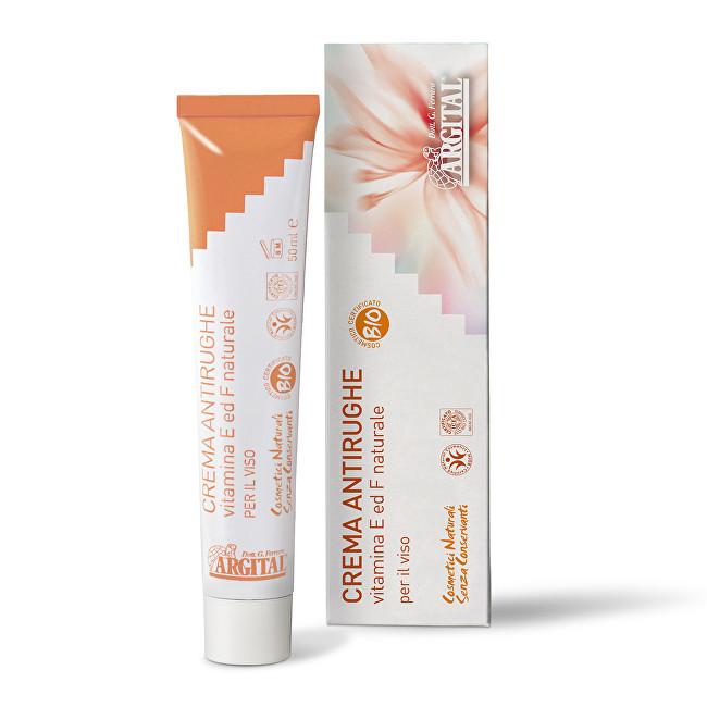 Zobrazit detail výrobku Argital Krém proti vráskám s přírodními vitamíny E a F 50 ml