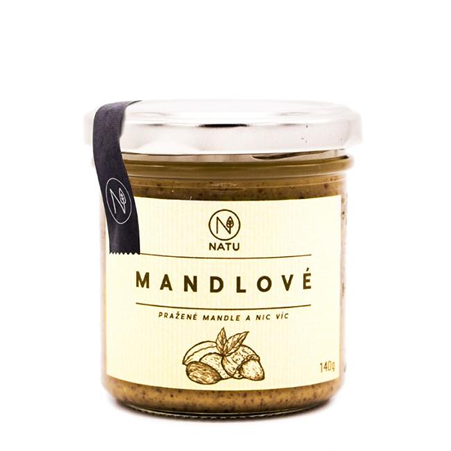 Zobrazit detail výrobku Natu Mandlové máslo pražené 140 g