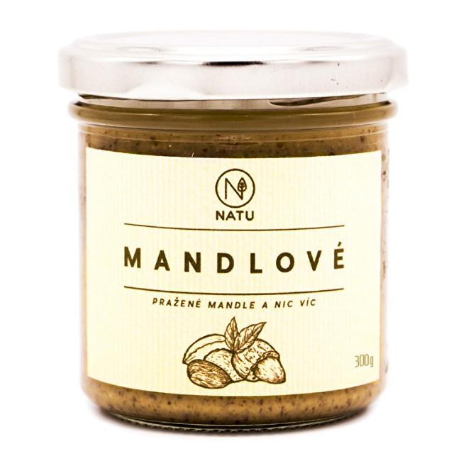 Zobrazit detail výrobku Natu Mandlové máslo pražené 300 g