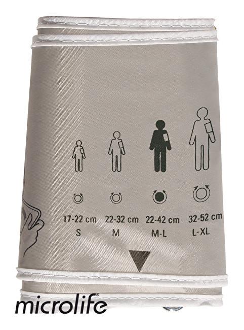 Zobrazit detail výrobku Microlife Manžeta k tlakoměru Soft 3G velikost M-L 22-42 cm