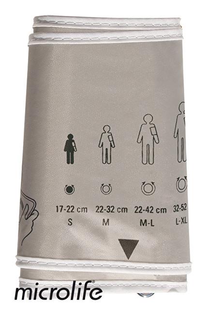 Zobrazit detail výrobku Microlife Manžeta k tlakoměru Soft 3G velikost S 17-22 cm