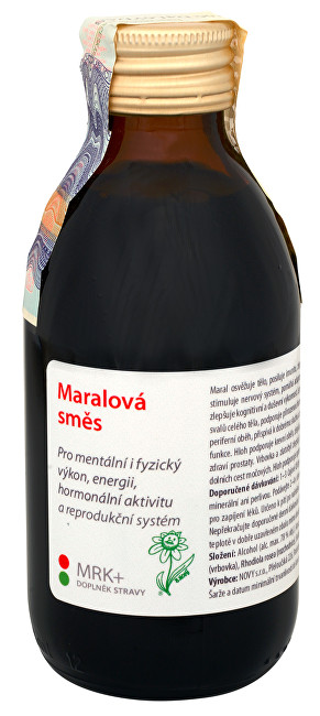 Maralová směs MRK+ 200 ml