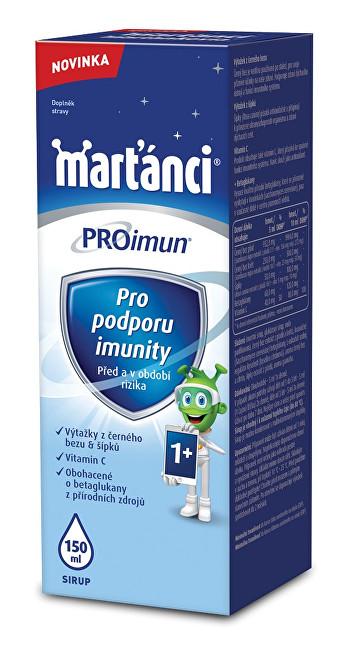 Zobrazit detail výrobku Walmark Marťánci Proimun sirup 150 ml
