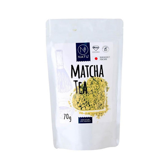Zobrazit detail výrobku Natu Matcha tea BIO Premium Japan 70 g