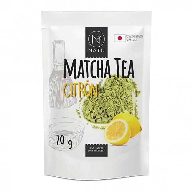 Zobrazit detail výrobku Natu Matcha tea BIO Premium Japan Citrón 70 g